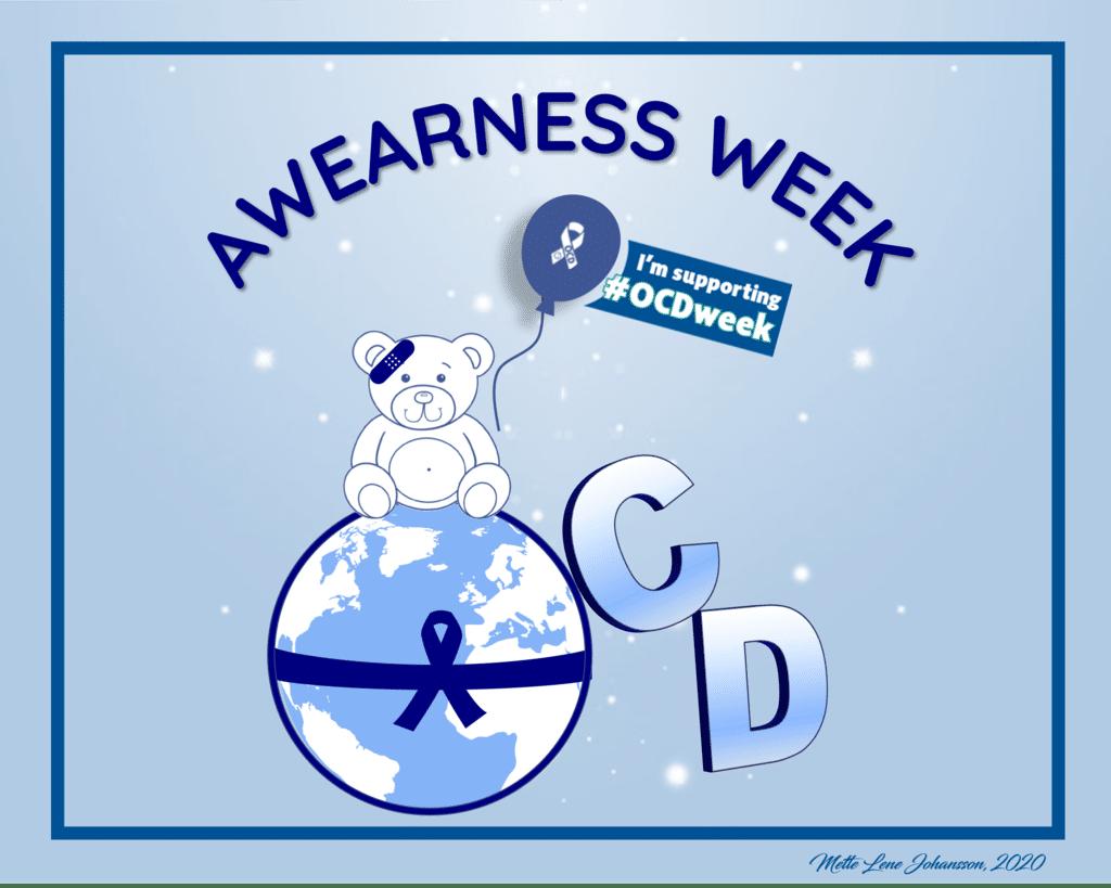International OCD Awareness Week #OCDWeek #iocdf.