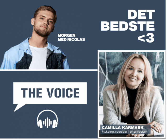 Morgen med Nicolas, The Voice (07-01-20)