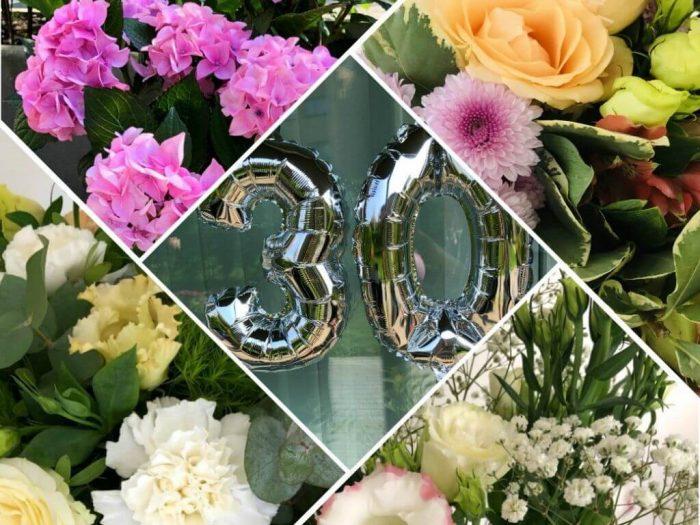 30. års fødselsdag, 2019
