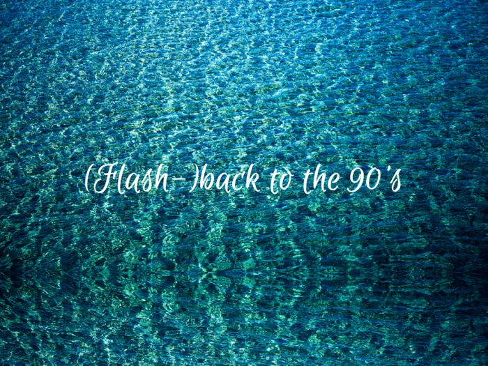 (Flash-)back to the 90's