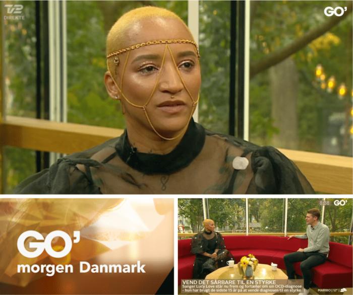 Lucy Love, Go' Morgen Danmark - TV2