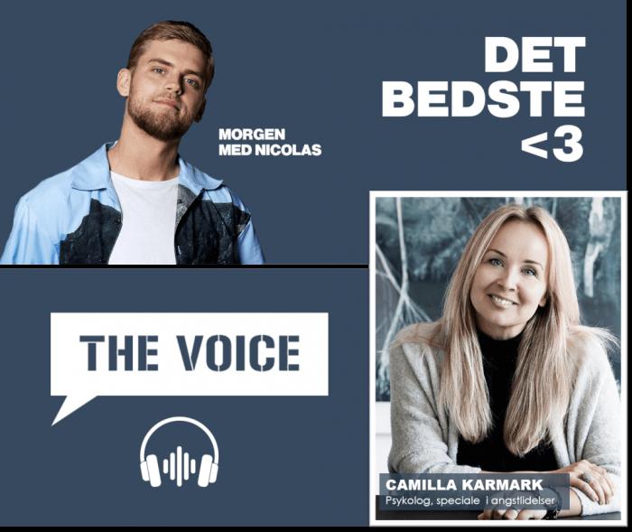 Morgen med Nicolas, The Voice (07-01-20)