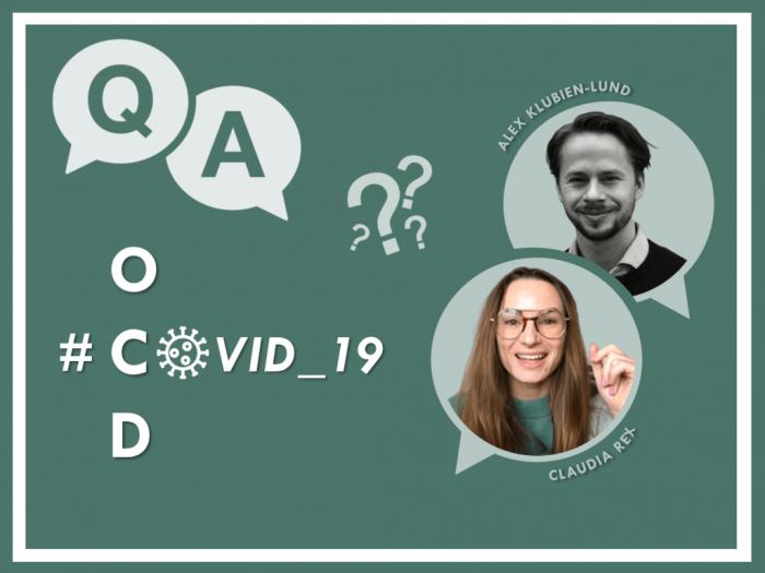 Q&A - med Claudia Rex og psykolog Alex Klubein-Lund